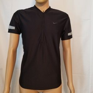 Nike Dri Fit Running Reflective Athletic shirt